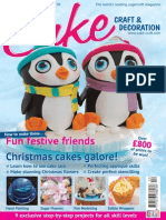 Cake Craft and Decoration - December 2014
