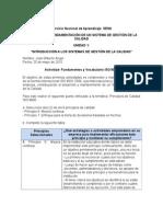 Trabajo fundamentos ISO 2015