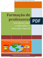 Formacao de Professores- Interfaces Entre a Educacao e a Educacao Especial (2)