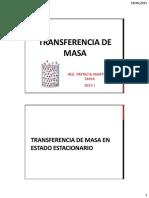 Transferencia de Masa Gas-Solido Liquido 2015 I