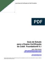 Guia de estudo para exame de certificacao Do Cobit v. 4.1