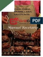 Manual Recetario Caja China Parrillera Multiusos 2014