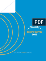 PQNDT 2013 Salary Survey