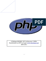 Php.Langage de programmation PHP