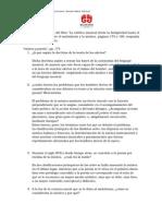 CUESTIONARIO Musica y Afectos Barroco