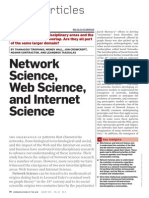 Ciencia Network Internet Web S5