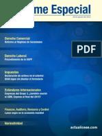 Informe Especial contabilidad