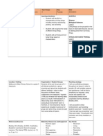 adapted lesson plan