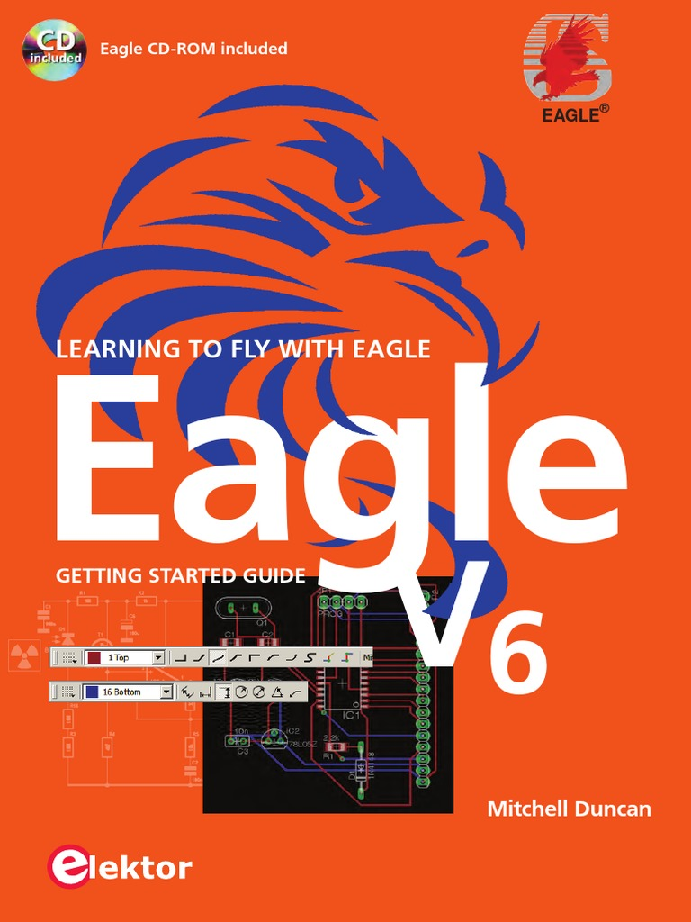 Eagle Preview1 1pdf Printed Circuit Board System Software Cadsoft Is An App For Designing Boards It Has