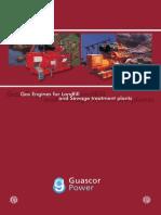 Guascor Biogas Depuradoras