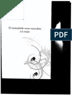 El irremediable terror masculino a la mujer - Susana Castellano de Zubiria