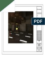final weebley sheet sets - sheet - a12 - interior rendering