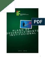 Pdi 2014-2018 - Verso Final