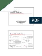 CT-3412 Tema 7 Hidráulica de Gas en Tuberías