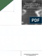 Idalberto Chiavenato - Introduccion a La Teoria General de La Administracion