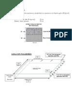 Diseño Pavimento Rigido Acceso
