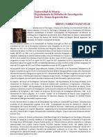 CV Dr. Tomas Izquierdo Rus UMSpain