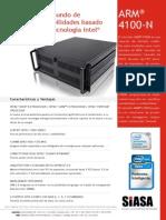 Server Industrial - ARM_4100N