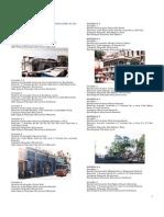Listado de Inmuebles en La Zona Central de San Salvador II
