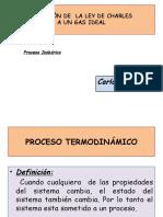 Proceso Isobarico