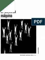 Casini, Paolo - El universo-maquina. Origenes de la filosofia newtoniana.  Ed. Martinez Roca 1971.pdf