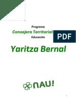 Programa Yaritza Bernal - Educación