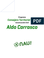 Programa Aldo Carrasco - Construcción Civil