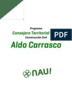 Programa Aldo Carrasco - Construcción Civil