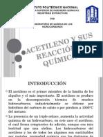 Acetileno (EXPO.)