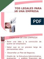 Pasos Legales Para Crear Una Empresa