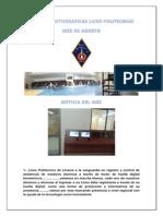 Noticias Fotograficas Liceo Politecnico Mes de Agosto