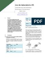 Informe electrónica analógica udea