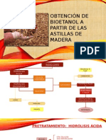 Balance de Materia Bioetanol a Partir de Astillas
