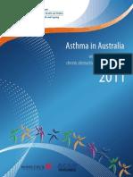 AIHW Asthma