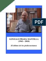 Gonzalo Prada Mantilla y la Semana Santa de Piedecuesta
