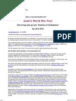 A 4a. Guerra Mundial de Bush - Centre for Research on Globalisation (CRG)