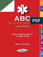 ABC en Emergencias 3a Medilibros.com