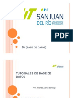 Bd (Base de Datos)