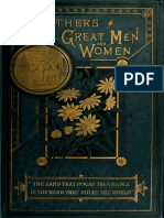 The Mothers of Great Men & Women - Wives of Great Men - Holloway 1892