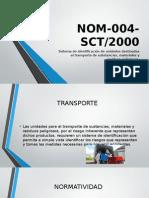 NOM-004-SCT