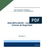 BAG.mpa.026 Cartelería y Colores de Seguridad