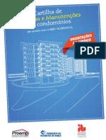 Cartilha de Reforma e Manuteção Em Condominio