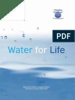Waterforlife_07_08 - Relatório Oficial