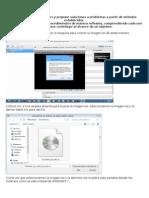 Instalación de Windows 7