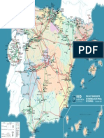 Mapa Nacional de Transporte Eléctrico