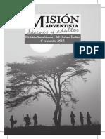 MisionAdultos Cuarto Trimestre 2015