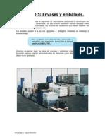 Envases y Embalajes Para Materiales Peligrosos