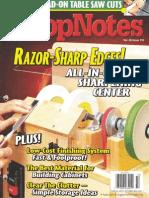 ShopNotes 119 (September-October 2011)