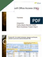 Tutoriales Microsoft Office Access 2007