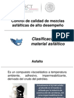 Materiales Asfálticos (Determinar grado PG)